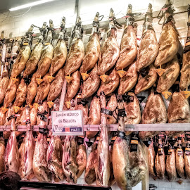 by Louis Costabel - Food & Drink Meats & Cheeses