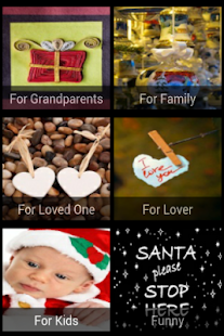 Christmas and New Year Quotes - screenshot