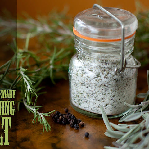 Sage Rosemary Seasoning Salt