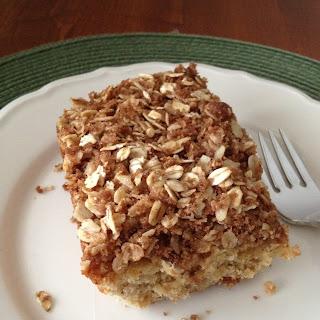 Banana Oatmeal Cake Recipes
