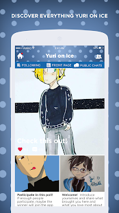 App Yuri On Ice Amino for YOI Fans APK for Kindle