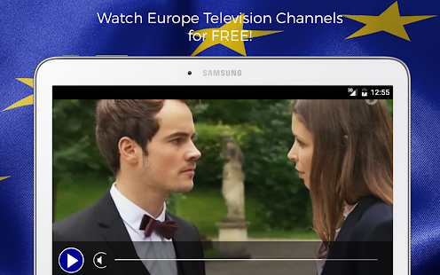 Download Euro TV Live Europe Television APK on PC