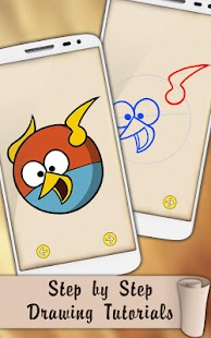App Easy Draw Very Angry Birds APK for Windows Phone