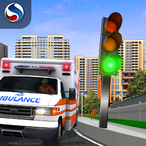 Highway Traffic Control 3D Icon