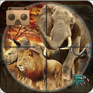 Download Jungle Animal Hunting: Forest Sniper Shooter VR For PC Windows and Mac