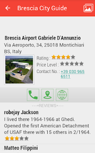 Brescia City Guide - screenshot