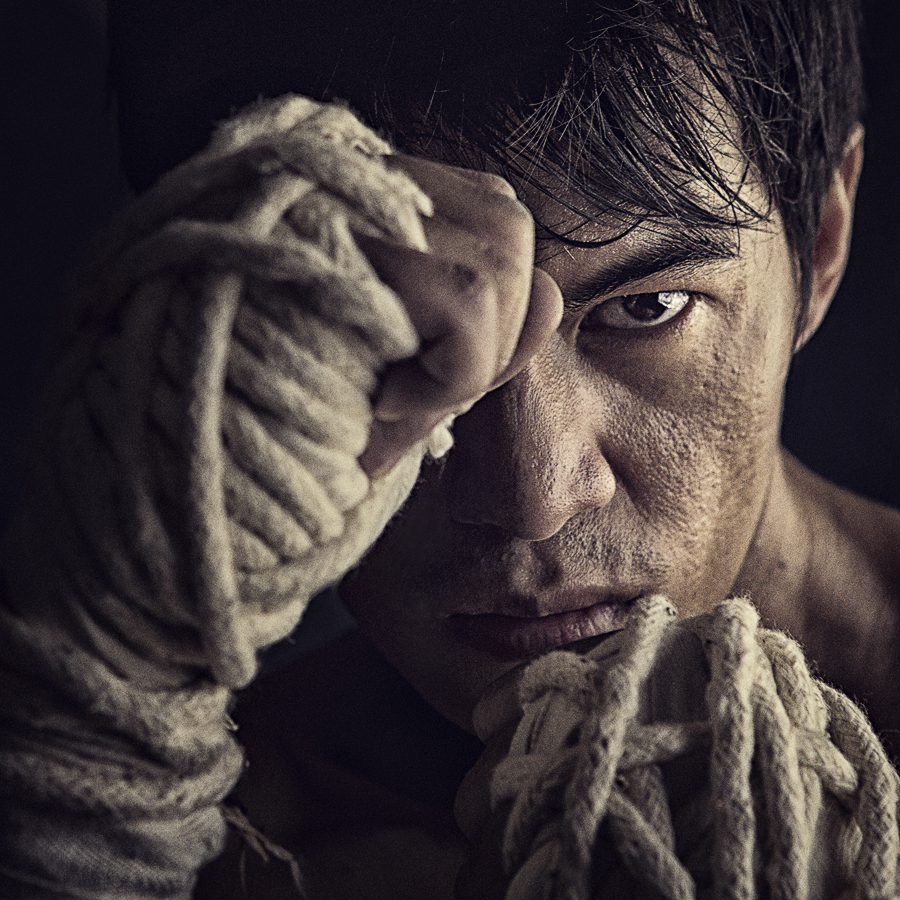 The Last Fighter by Erwin Sugito - People Portraits of Men