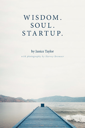 Wisdom. Soul. Startup. cover