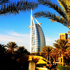 Burj Al Arab by Chirag Mer - Instagram & Mobile iPhone