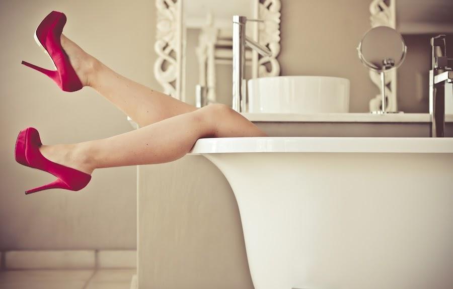 Lady K by Bronwyn Stewart - Nudes & Boudoir Boudoir ( lady k boudoir shoot )