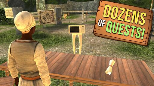 Goat Simulator MMO Simulator - screenshot