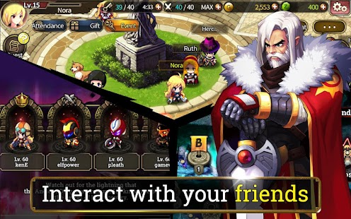 ZENONIA S: Rifts In Time APK for Bluestacks