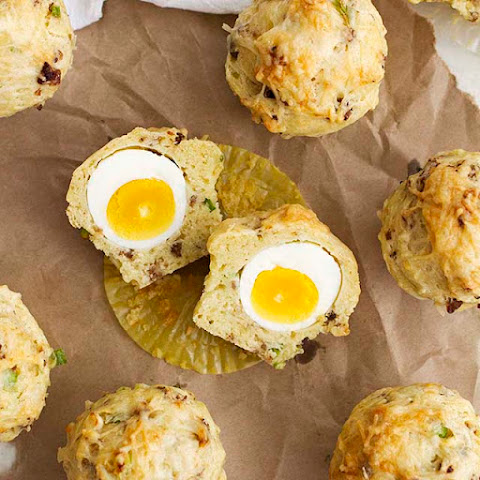 how to make egg and cheese muffins