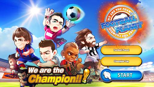 Football Planet - screenshot