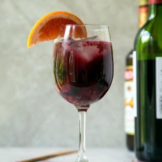 Red Berry Sangria Recipes