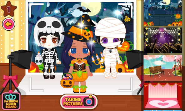 Fashion Judy Halloween Style Apk Free Casual Apps For Android
