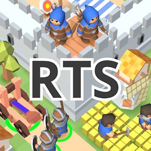 RTS Siege Up! - Medieval Warfare Strategy Offline Online PC (Windows / MAC)