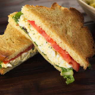 Egg Salad Basil Recipes
