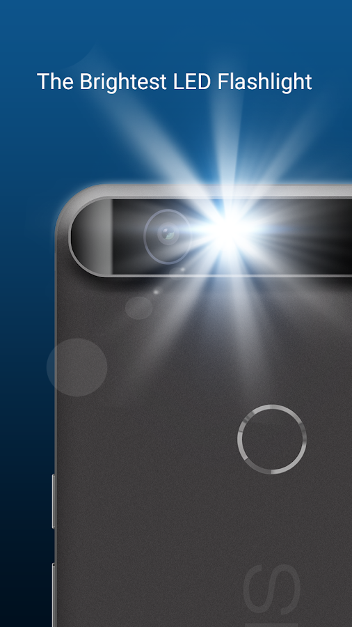 HD Flashlight - Bright & Free Screenshot 0