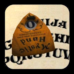 Cover art Ouija Board