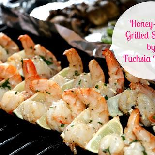 Honey Grilled Shrimp Recipes