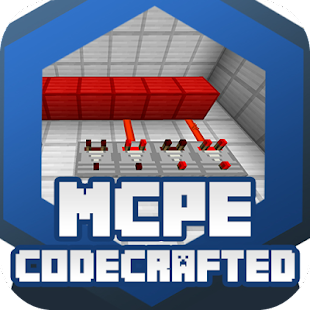 MOD new CodeCrafted PE [16×16] - screenshot