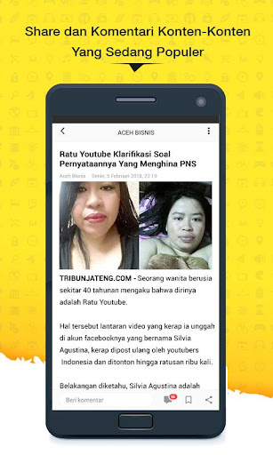 BaBe+ - Berita Indonesia screenshot 3