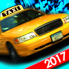 Amazing city taxi drive sim 3D