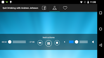 Screenshot of Quit Drinking - Andrew Johnson