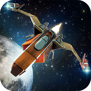 Cover art Space Craft Galactic Wars 3D
