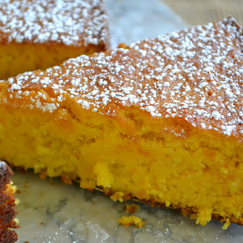 Flourless Whole Tangerine Cake (gluten free)