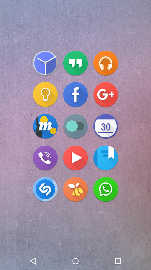 Dives - Icon Pack Screenshot 5