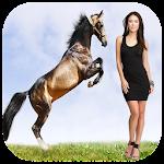 Horse Photo Frames Icon