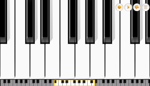 KeyChord - Piano Chords/Scales - screenshot