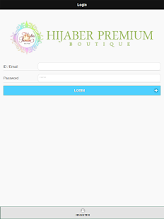 Hijaber Premium Boutique - screenshot