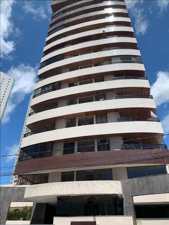 Apartamento com 3 dormitórios para alugar, 150 m² por R$ 2.240/mês - Brisamar - João Pessoa/PB