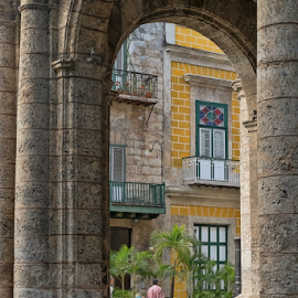 Arches in Cuba by Gwen Paton - Buildings & Architecture Architectural Detail ( arch, buildng, architecture, havana, cuba,  )