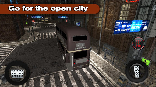 London Bus SUV 3D - screenshot