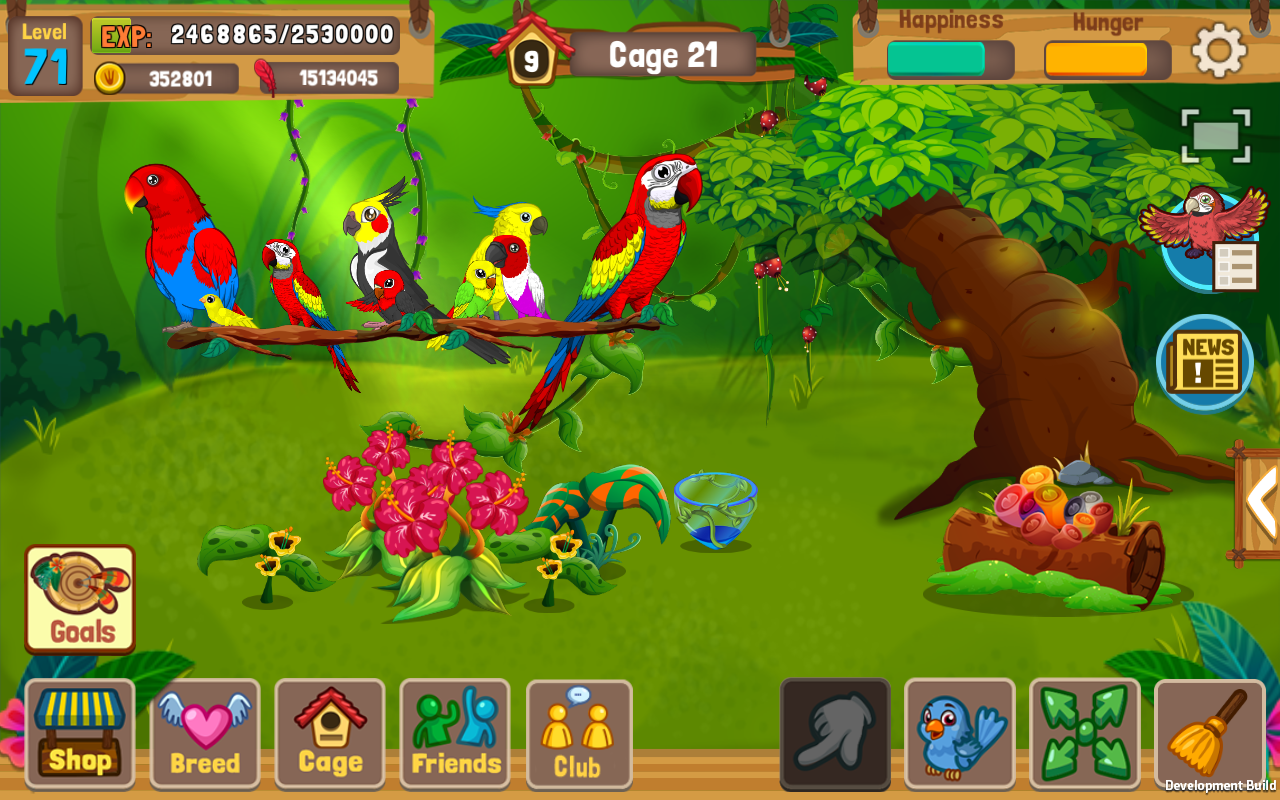 Bird Land Paradise Screenshot 10