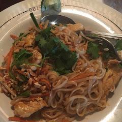 Gluten Free Pad Thai- amazing!