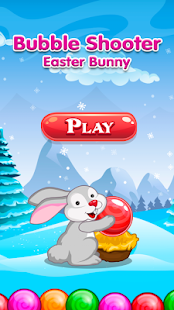 Bunny Bubble Shooter - screenshot
