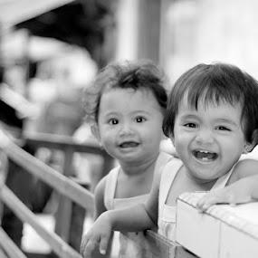 I'am Happy ,... :) by Bram Antonius.T - Babies & Children Child Portraits