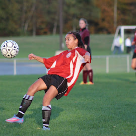 by Tara Dick - Sports & Fitness Soccer/Association football
