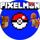 Download Full Pixelmon Mod for minecraft 13.1 APK