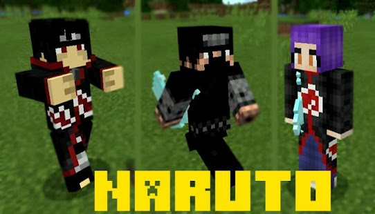 App Mod Naruto for minecraft APK for Windows Phone