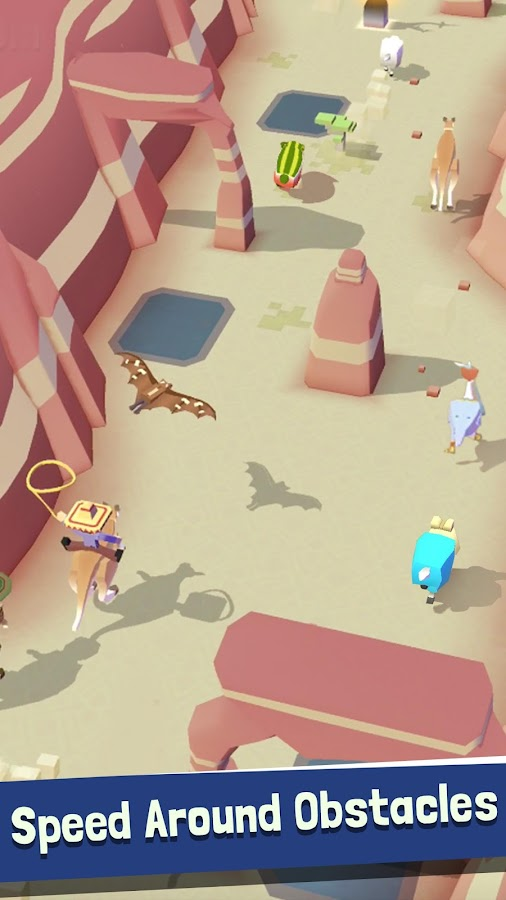 Rodeo Stampede: Sky Zoo Safari Screenshot 19