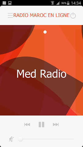 android RADIO MOROCCO ONLINE Screenshot 1