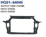I10 2014 Radiator Support, Water Tank Frame, Panel (64101-B4000, 64101-B9000)