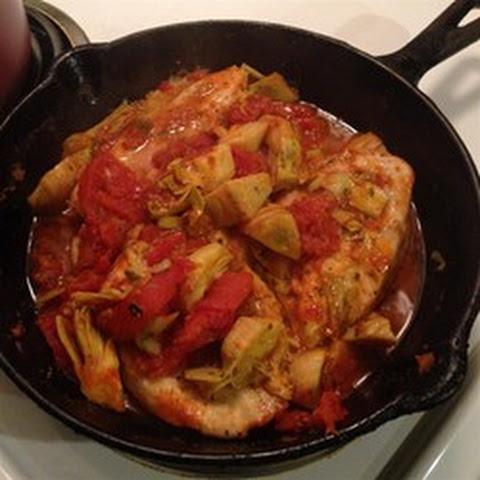 Sun Dried Tomato Artichoke Hearts Recipes | Yummly