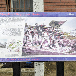The vicinity of 3rd Avenue and 9th Street is the presumed location of the burial site of the more than 250 soldiers of the Colonel Smallwood Regiment from Maryland. Nearby, in the swamps of Gowanus, ...